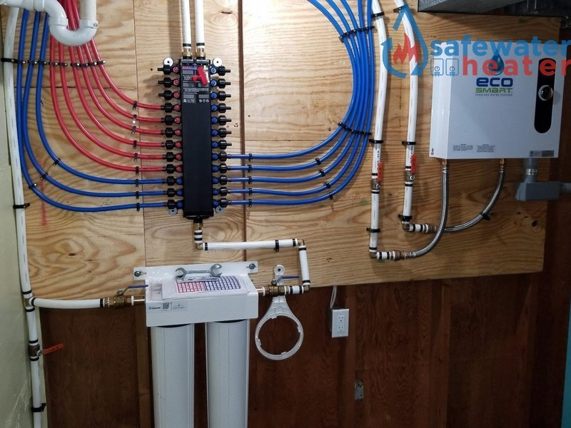 Ecosmart Eco 18 Electric Tankless Water Heater Safe Water Heater