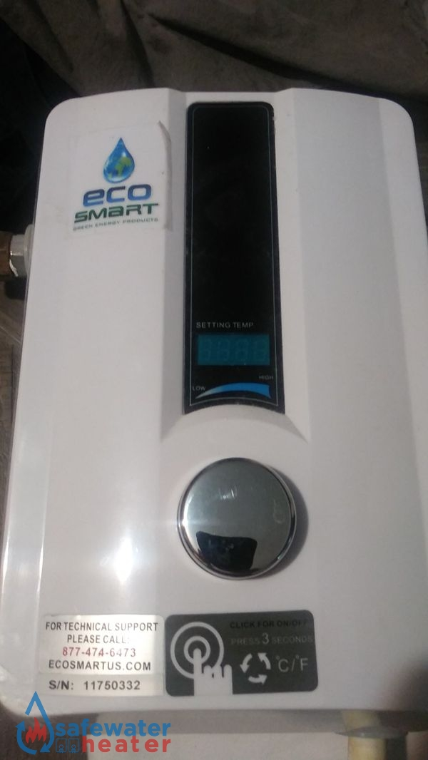 EcoSmart ECO 11 Electric Tankless Water Heater, Electric Tankless Water Heater, Tankless Water Heater, Water Heater, EcoSmart, EcoSmart ECO, EcoSmart ECO 11, EcoSmart Electric Tankless Water Heater, EcoSmart Tankless Water Heater, EcoSmart Water Heater